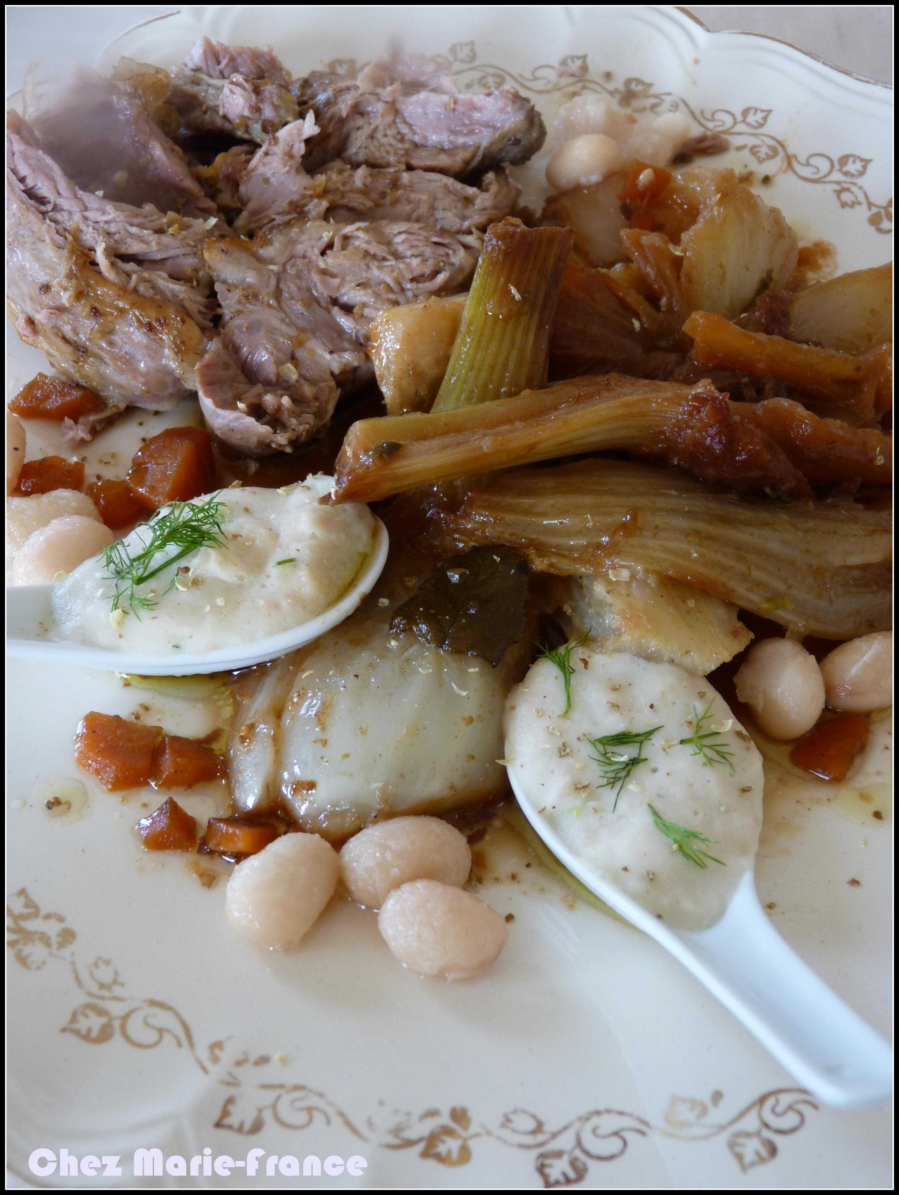 Epaule d 39 agneau au citron une cuiller e pour papa - Cuisiner une epaule d agneau ...