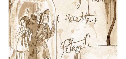 Pétronille,la sorcière de Mervent