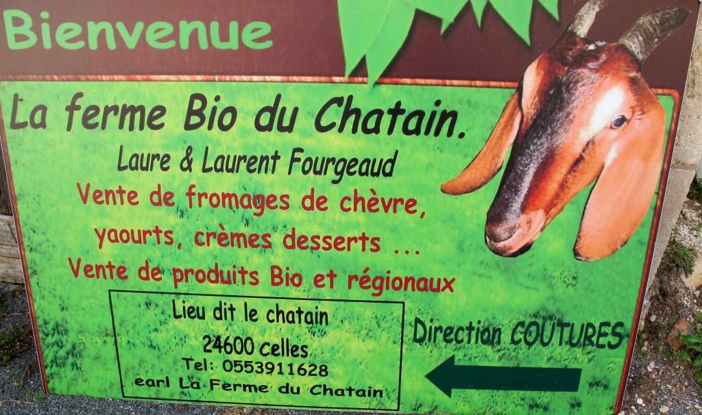 La ferme Bio du Chatain