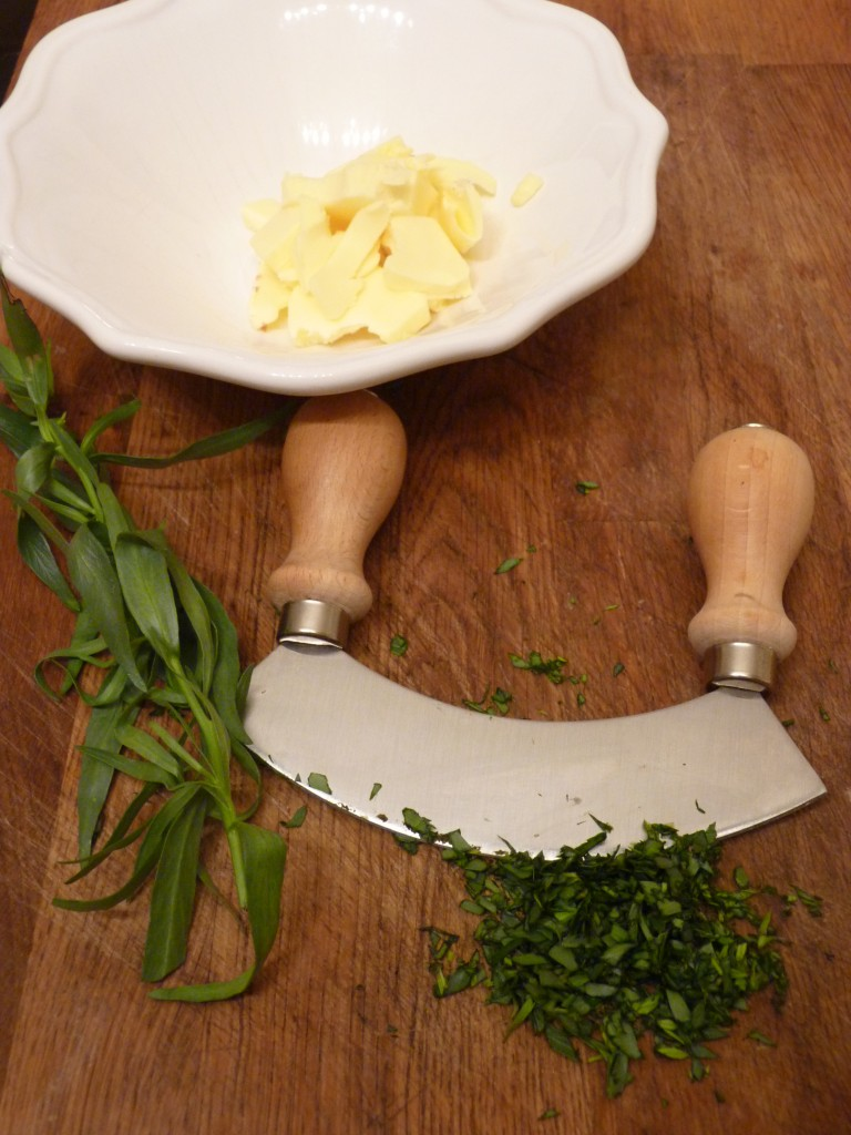 beurre d'estragon