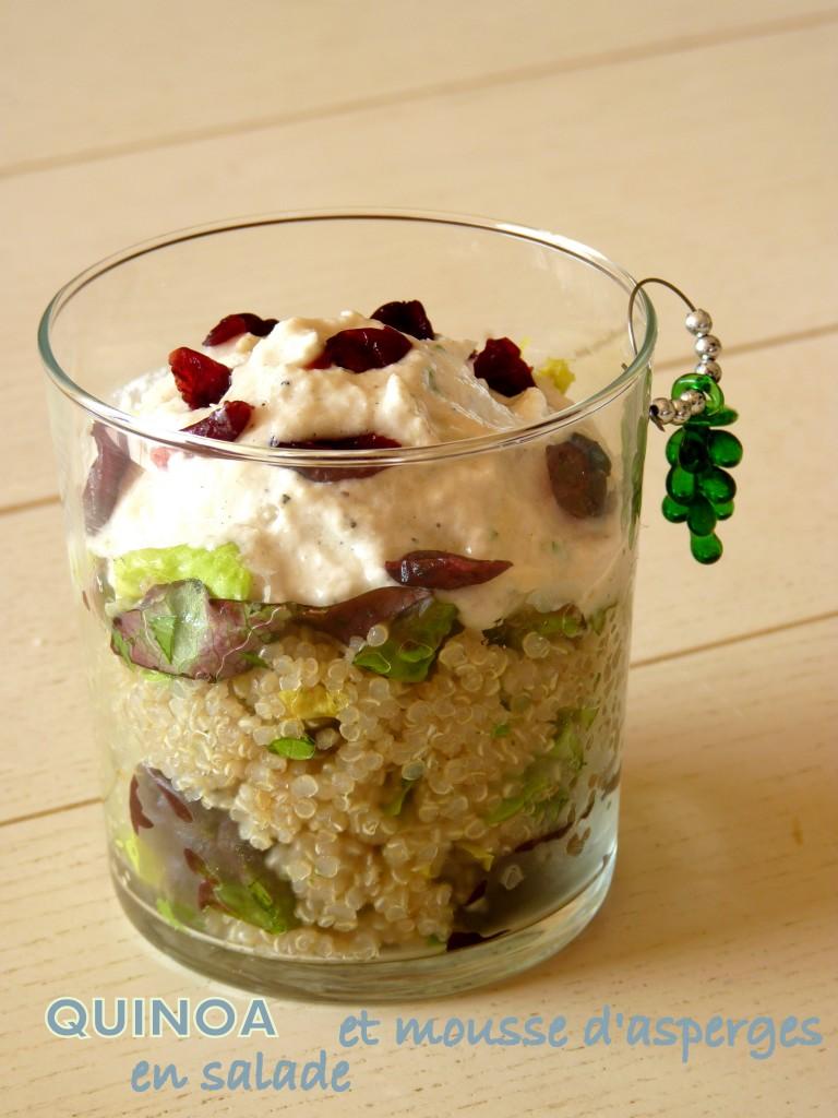salade de quino