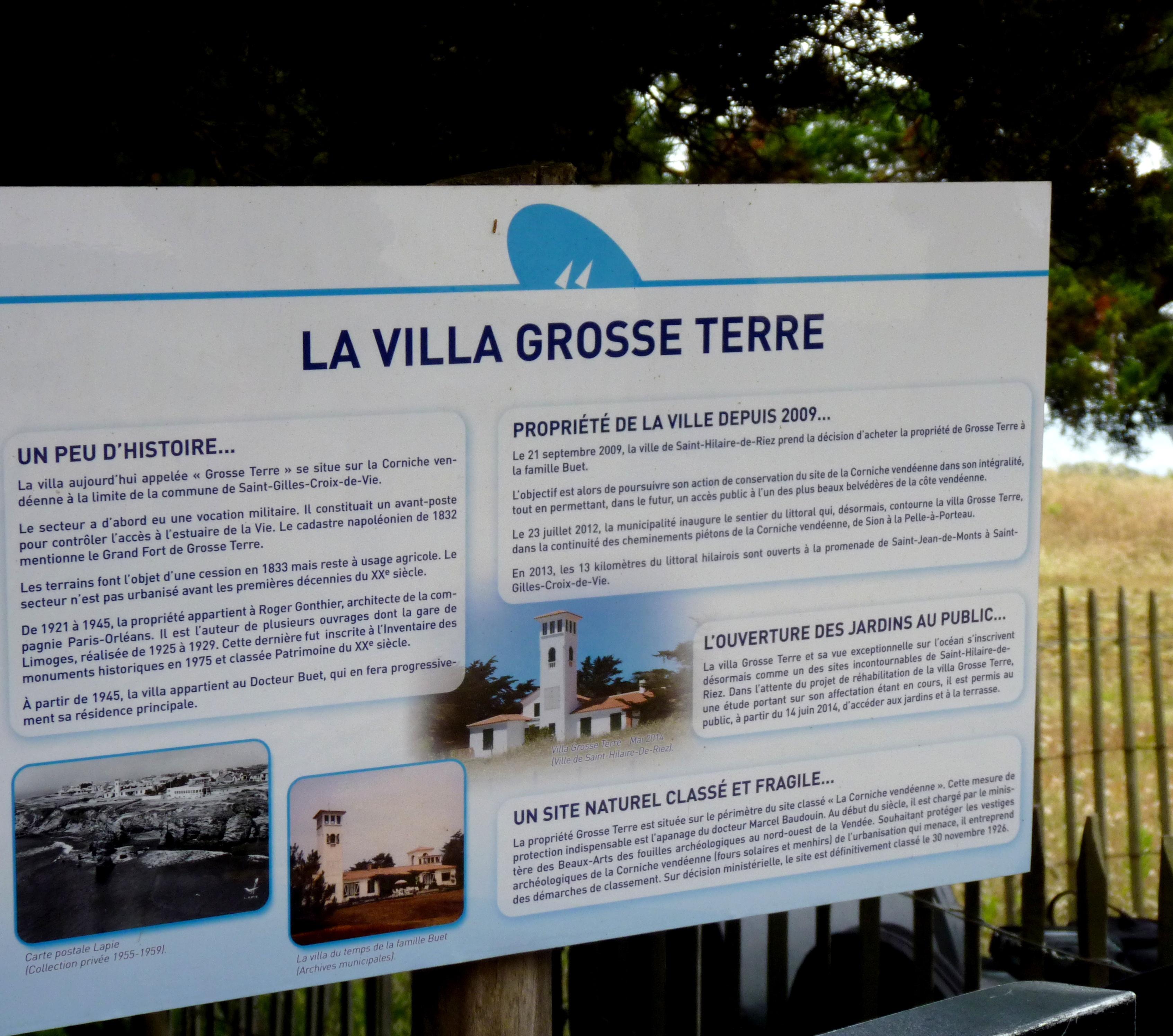 Villa Les Genets Brem Sur Mer