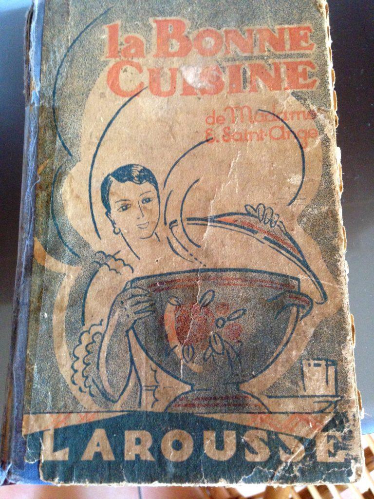 Blanquette de veau la f ve tonka une cuiller e pour papa - La cuisine de madame saint ange ...