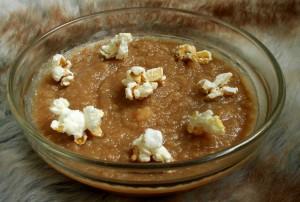 Purée de céleri rave au cacao et piment d'espelette (1)