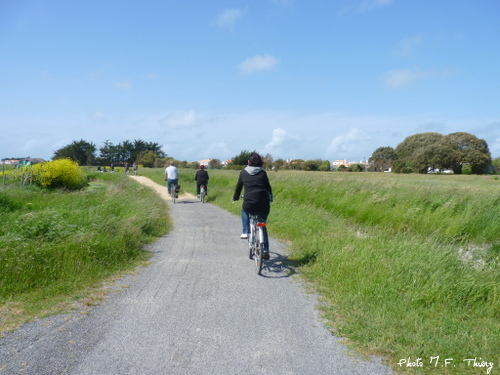 Rallye vélo Noirmoutier