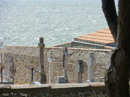 Cimetière marin - L'Herbaudière