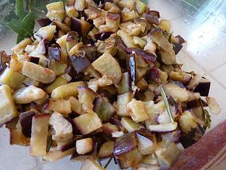 aubergines pour ratatouille