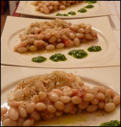 Salade de mogette