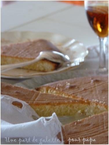 galette de Charente