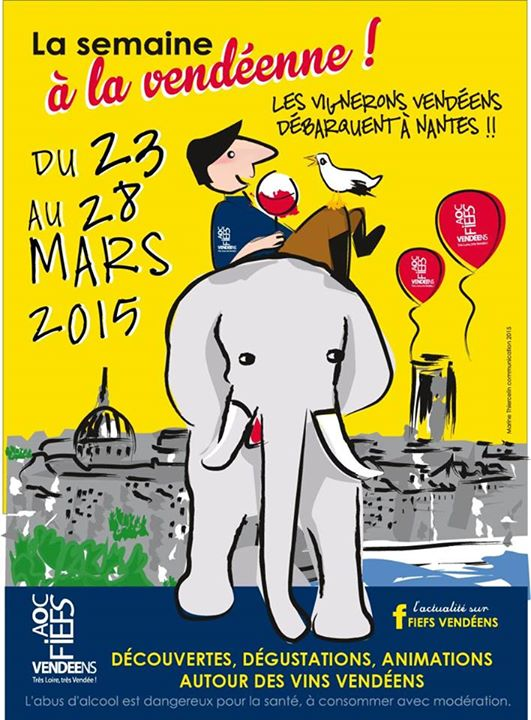 Les vignerons vendéens s'invitent à Nantes