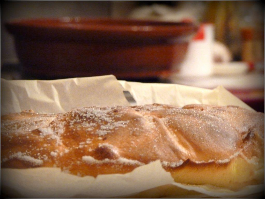 Pao de Lo gâteau portugais