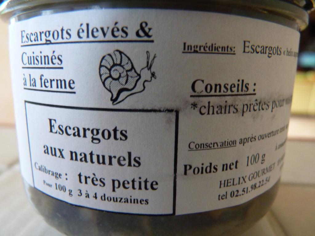 Escargots Helix Gourmet