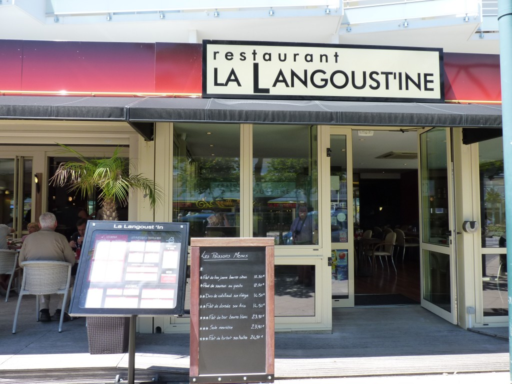 Restaurant La Langoust'ine Saint-Jean-de-Monts