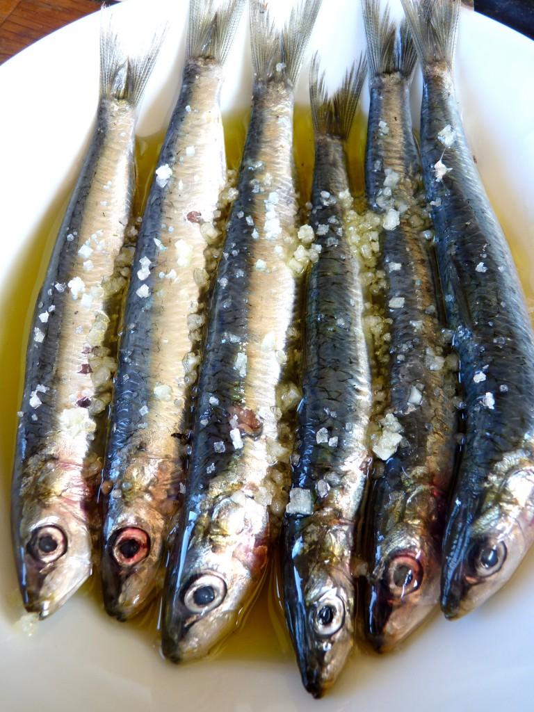 sardines de Croix-de-Vie