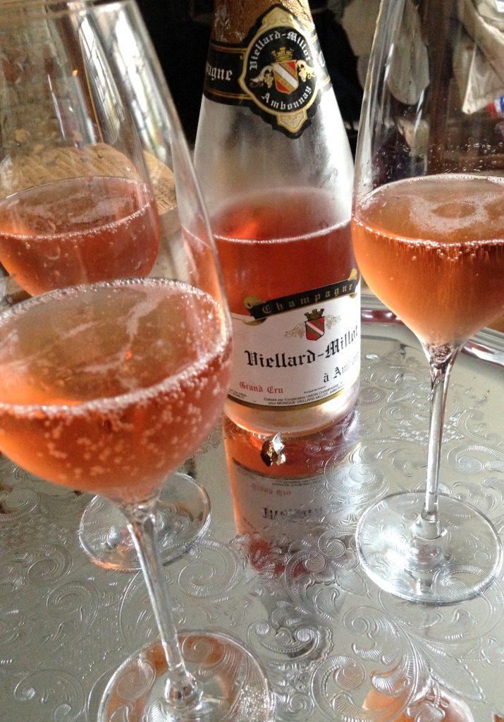 Champagne Rosé Veillard-Millot