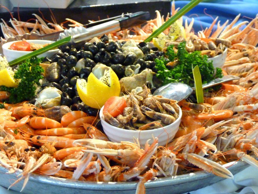 restaurant les jardins de l'atlantique port bourgenay