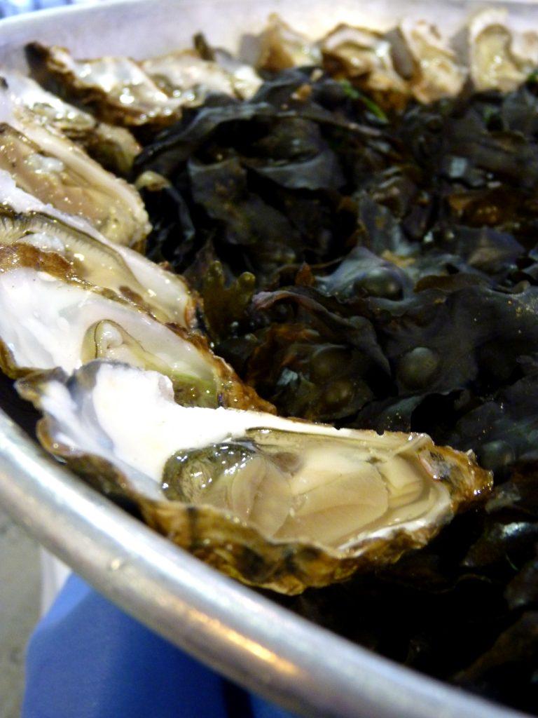 huîtres du veillon, les jardins de l'atlantique port bourgenay