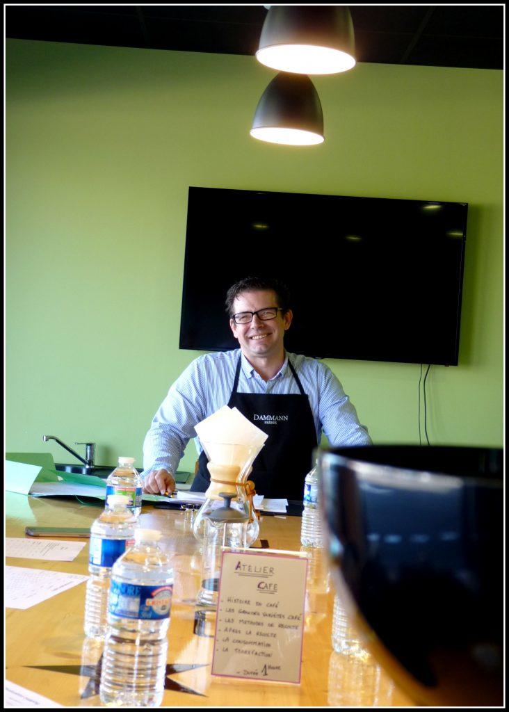 Boutik Cafés Albert