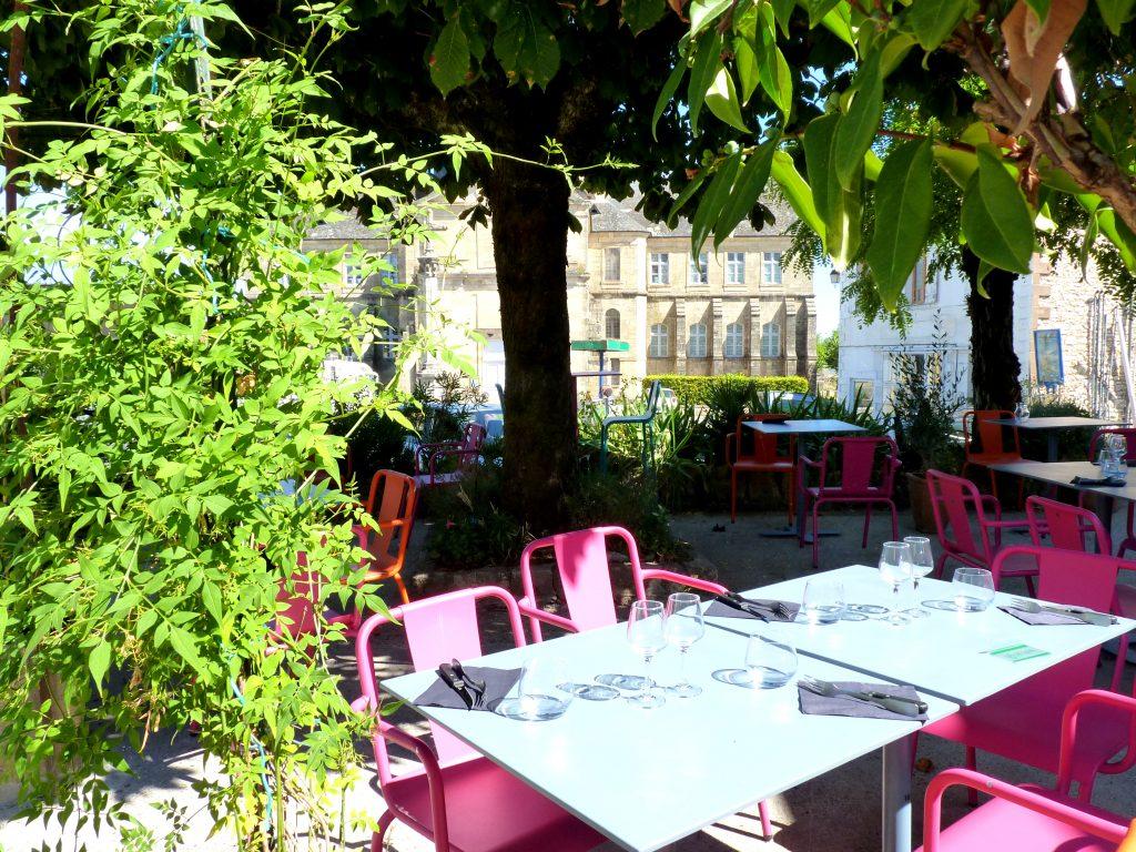 bistro-restaurant l'aventure hautefort