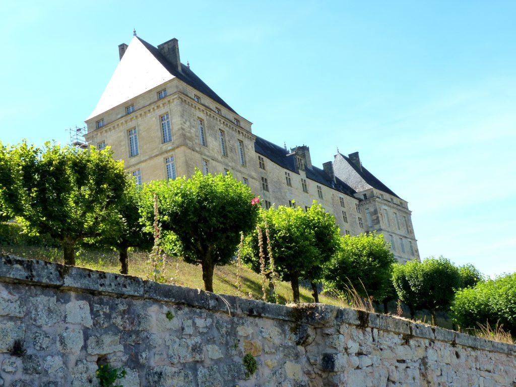 Château de Hautefort en Périgord