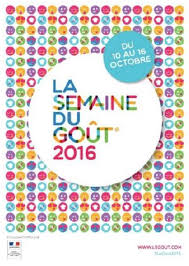 Semaine du goût 2016