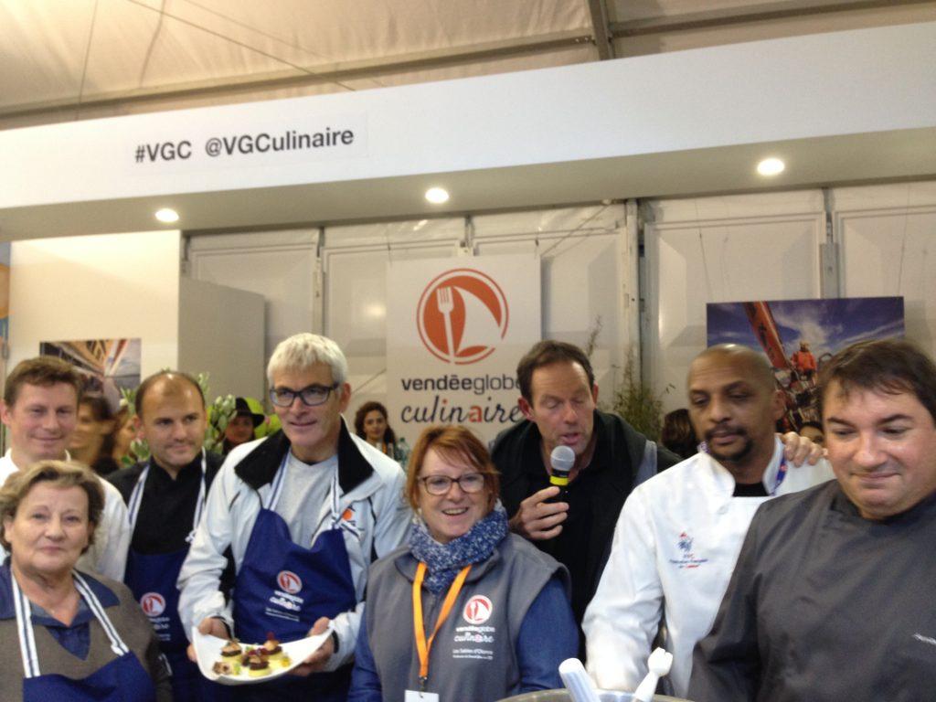Vincent Riou PRB Vendée Blog Culinaire