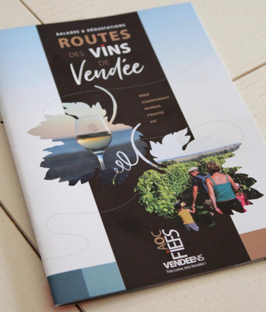 guide des routes des vins de vendee