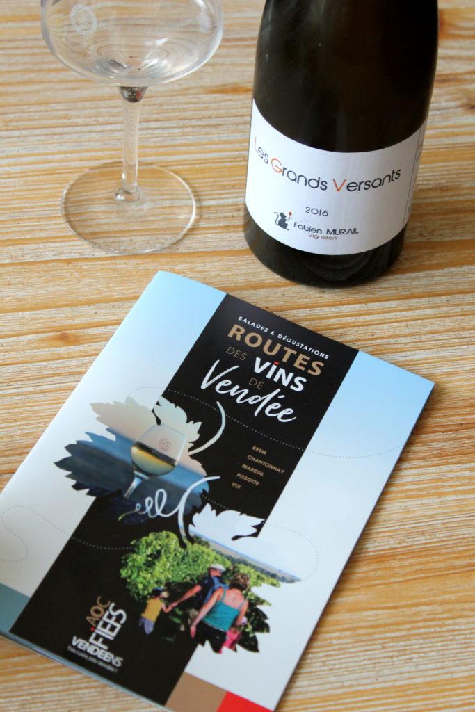 guides des routes des vins de vendee