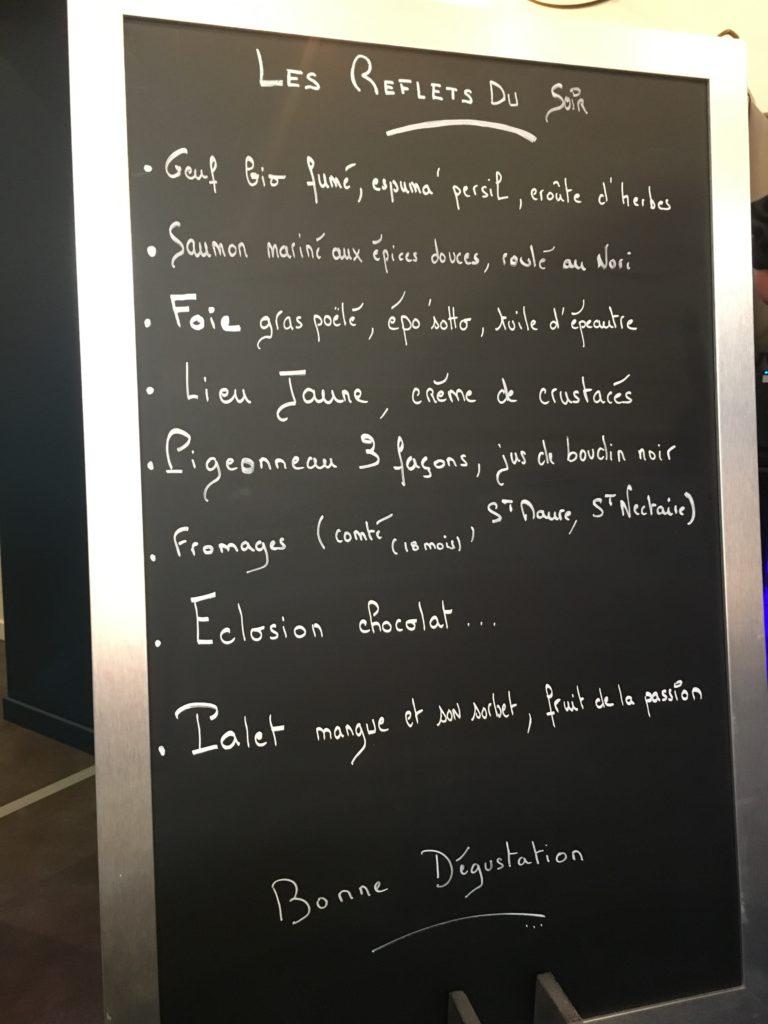 Restaurant Les Reflets La Roche-sur-Yon