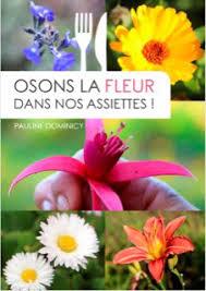Osons les fleurs pauline dominicy