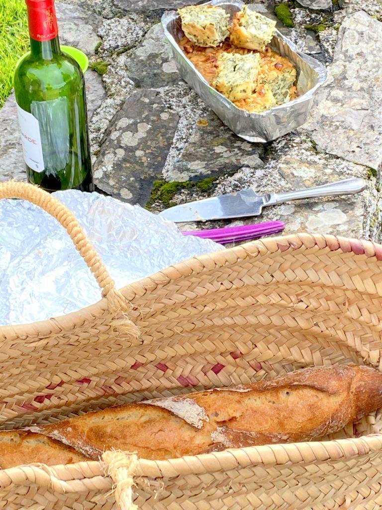 cake aux blettes et noix de cajou à la bergamote